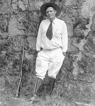 Jack London in 1916